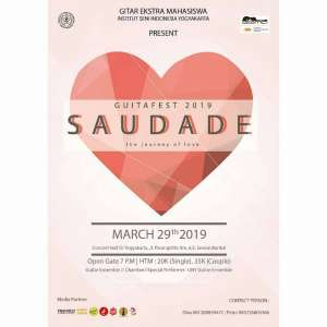 Guitafest 2019 Saudade The Journey of Love