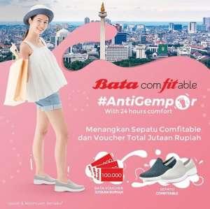 """Kompetisi """"Anti Gempor"""" dari Bata"""