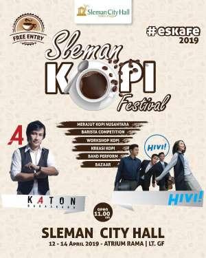 Sleman Kopi Festival