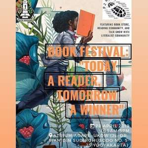 UKDW Book Festival: Today a Reader, Tomorrow a Winner