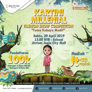 Kartini Millenial Fashion Show Competition