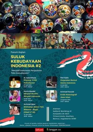 Suluk Kebudayaan Indonesia #2
