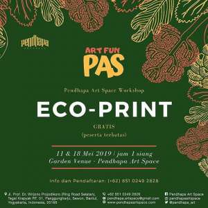 ART FUN PAS WORKSHOP ECOPRINT