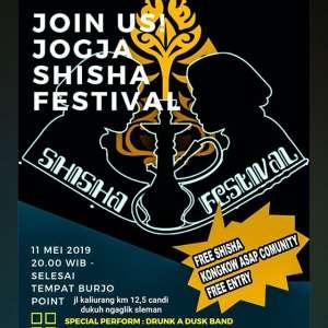 JOGJA SHISHA FESTIVAL