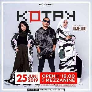 "Signature Time Out ""Kotak"" - Mezzanine"