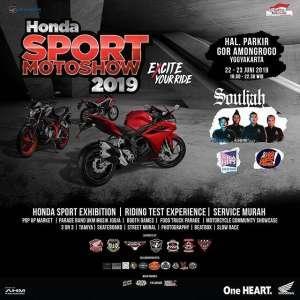 Honda Sport Motoshow 2019
