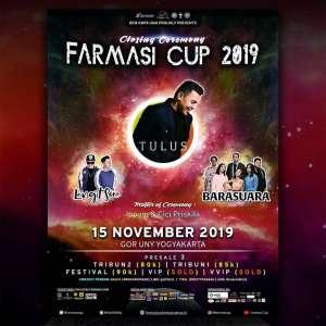Closing Ceremony Farmasi Cup 2019