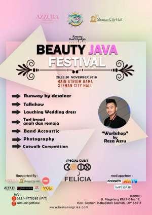 Beauty Java Festival