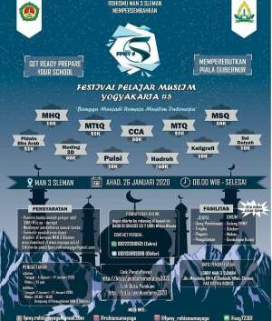 FESTIVAL PELAJAR MUSLIM YOGYAKARTA (FPMY) #5