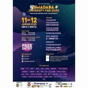 Smadaba University Fair 2020