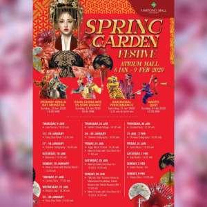 Spring Garden Festive 2020