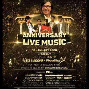 Anniversary Live Music 2020 SMA 6 Yogyakarta