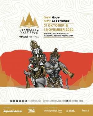 Prambanan Jazz Virtual Festival