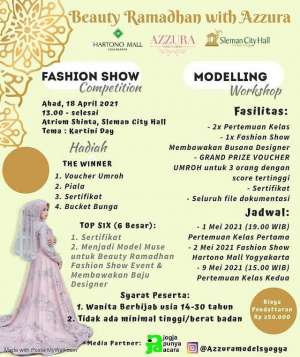 Beauty Ramadhan with Azzura 2021