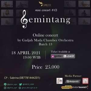 Gemintang Online Concert