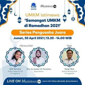 Semangat UMKM di Ramadhan 2021