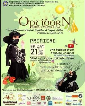 Optiborn Virtual Fashion Show 2021