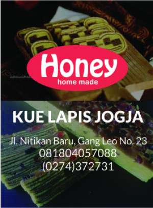 Kue lapis jogja_Honey