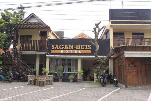 Sagan Huis Hotel Coffee Shop
