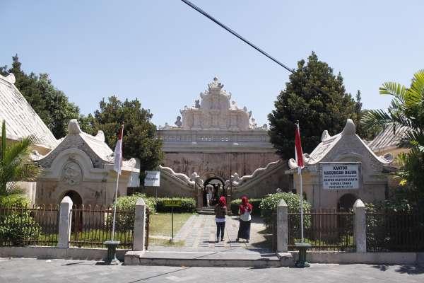 Istana Air Tamansari Yogyakarta