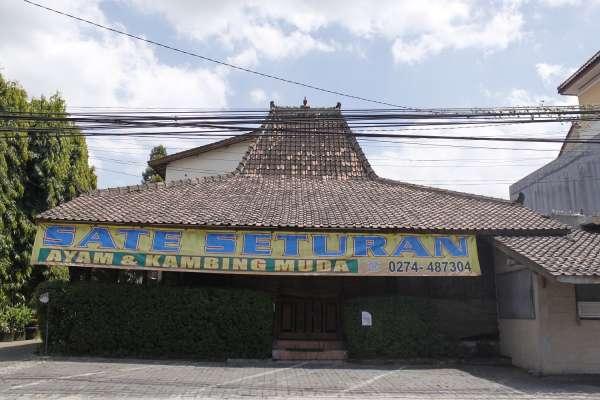 Sate Seturan Yogyakarta
