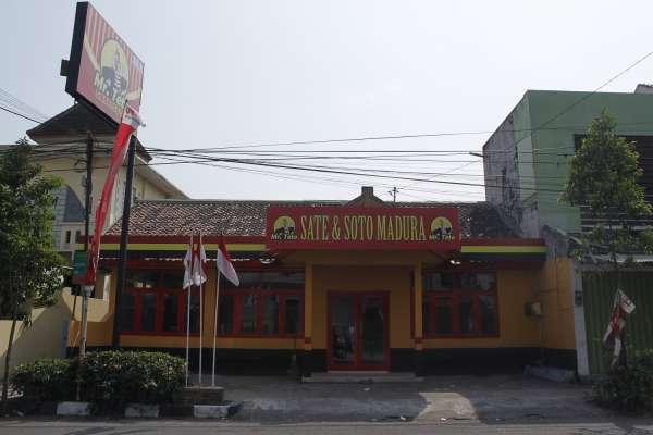 Sate dan Soto Madura