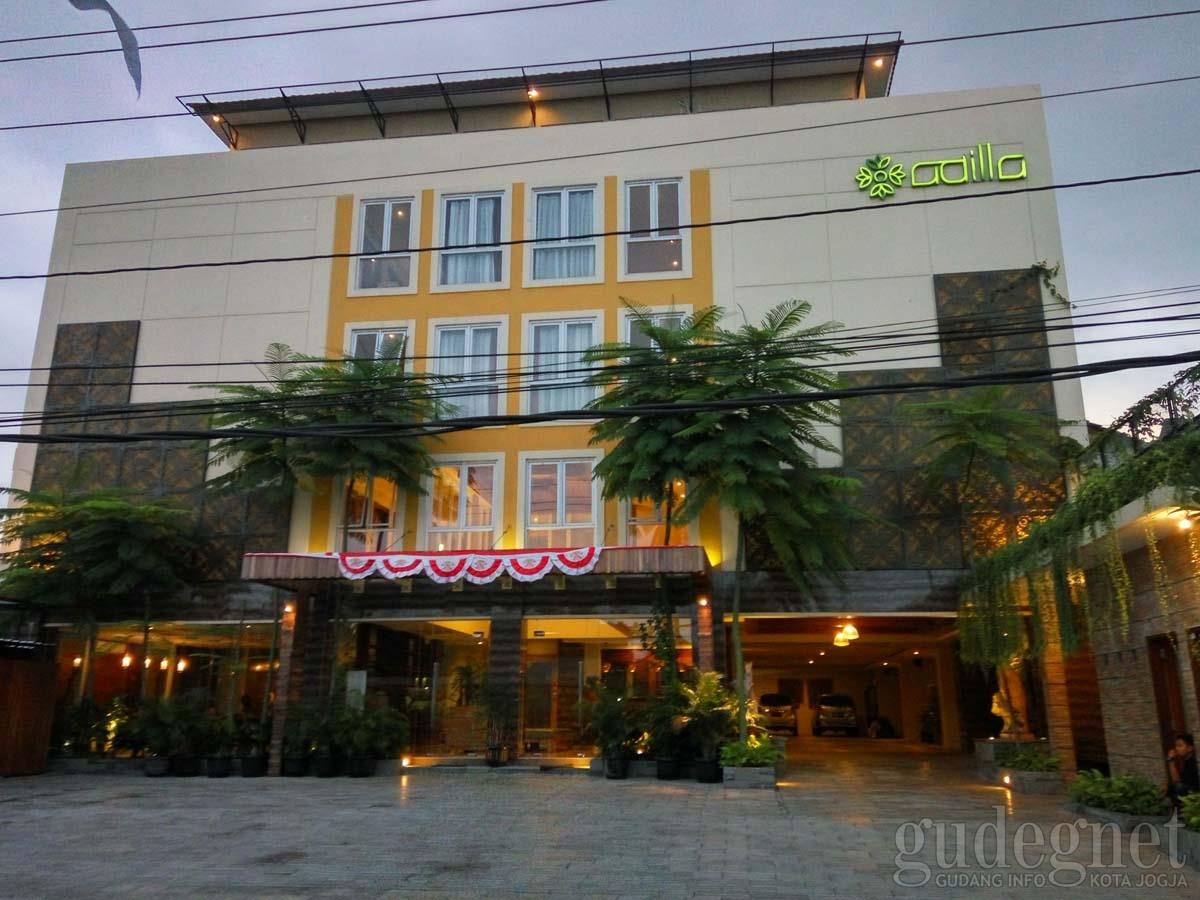 Hotel Adilla Syariah Yogyakarta