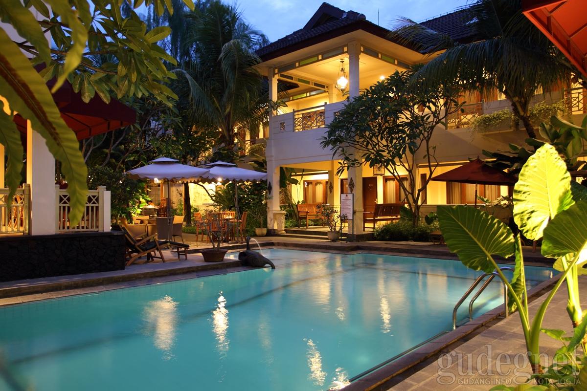 Indah Palace Hotel Yogyakarta
