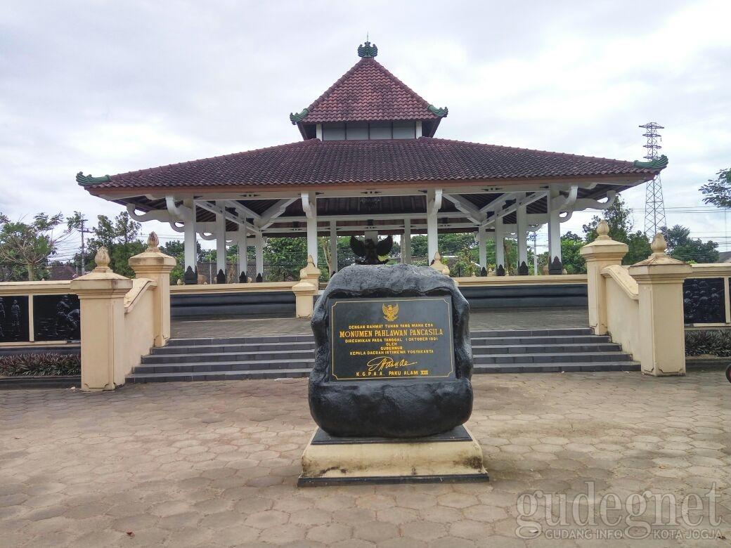Museum Monumen Pahlawan Pancasila Yogyakarta
