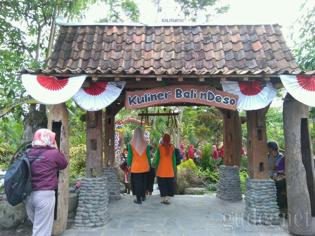 Kampung Flory Jogja Yogya Gudegnet