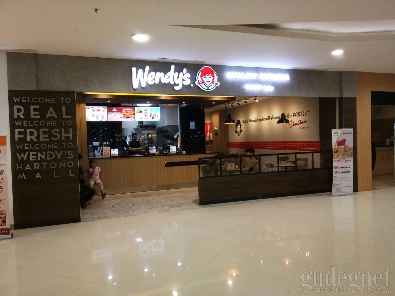 Wendy's Hartono Mall