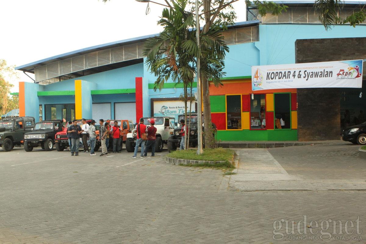 Ulam Tirta Rest Area Jogja