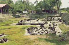 Candi Kedulan Yogyakarta