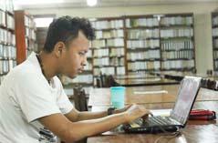 Perpustakaan Kolsani Yogyakarta