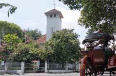 Gereja Santo Antonius Kotabaru