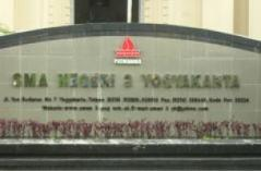 SMA Negeri 3 Yogyakarta