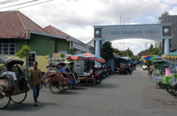 SD Tarakanita Bumijo Yogyakarta