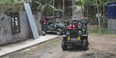 Jeep Lava Tour Kaliadem