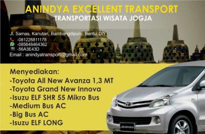 Anindya Excellent Transport