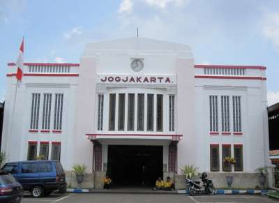 Stasiun Besar Tugu Yogyakarta