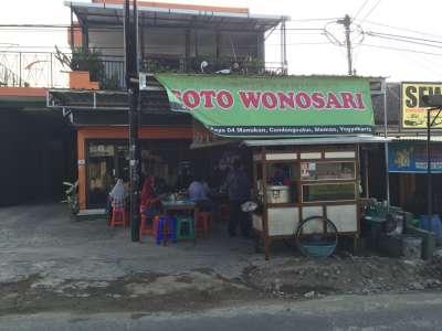 Soto Ayam Wonosari