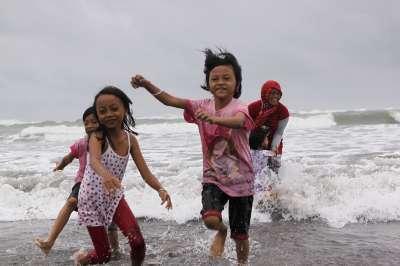 Pantai Parangtritis Yogyakarta