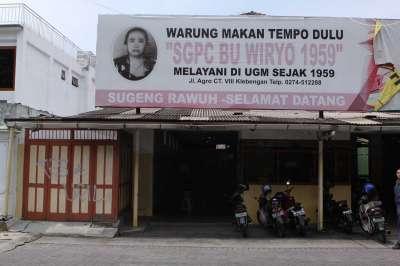 SGPC Bu Wiryo 1959 Yogyakarta