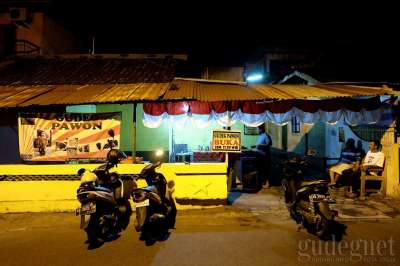 Warung Gudeg Pawon Yogyakarta
