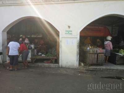 Pasar Pujokusuman Yogyakarta