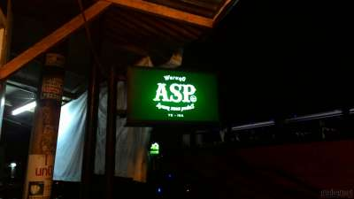 Warung ASP (Ayam Saos Pedas)