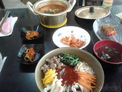 Mushiro Korean Food