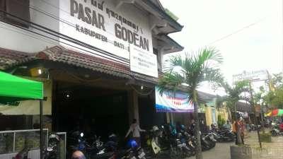 Pasar Godean Yogyakarta