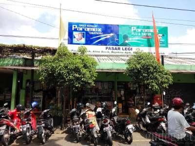 Pasar Legi Patangpuluhan Yogyakarta