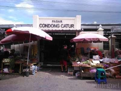 Pasar Condong Catur, Sleman, Yogyakarta